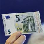 В мае 2013 года в странах еврозоны в обращение войдут новые пятиевровые купюры