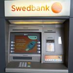 Банкомат Swedbank