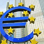 дневные курсы евро Европейского Центробанка