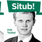 Фрагмент предвыборного рекламного плаката