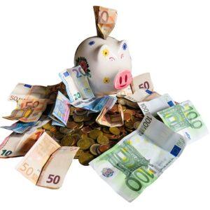 В прошлом году накопления финнов увеличились на 7 миллиардов евро. Автор/источник фото: Pixabay.com.