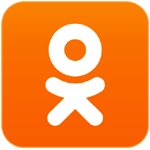 Лого социальной сети Одноклассники. Фото: wikipedia.org .