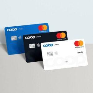 Обладателям новых банковских карточек Coop предоставят скидки. Автор/Источник фото: Coop Pank.