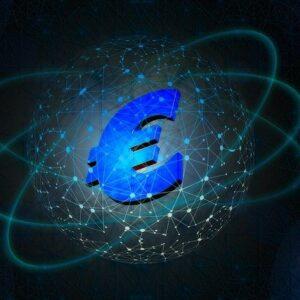 Европейский центробанк запускает проект по созданию цифрового евро. Автор/Источник фото: Pixabay.com.